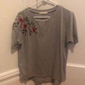 Vera & Lucy embroidered t-shirt